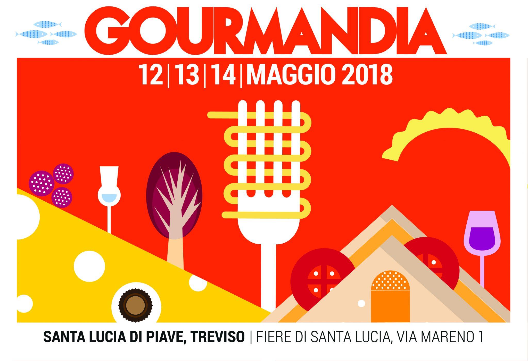 Gourmandia 2018, ovvero le Terre Golose del Gastronauta