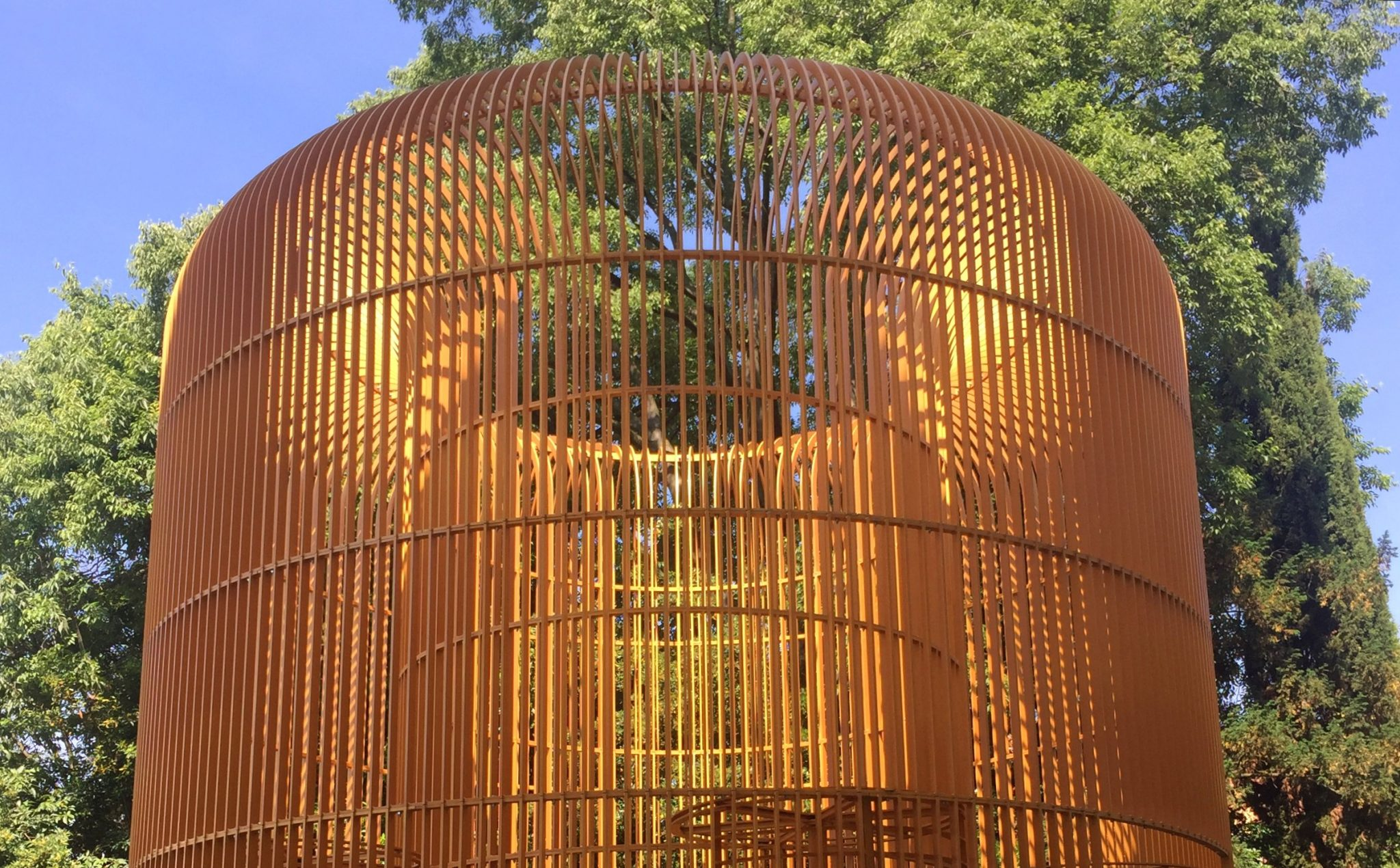 Ai Weiwei, Gilded Cage, Palazzo Franchetti, Venezia