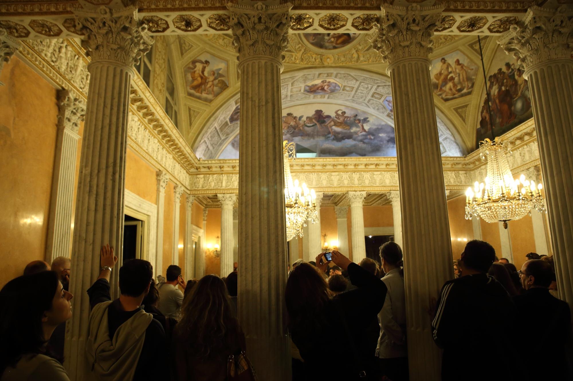 Notte al Museo - Casino Nobile di Villa Torlonia