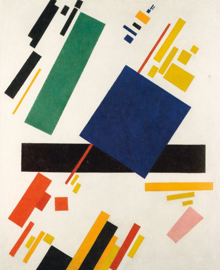 Malevich (85 mln $) da Christie's