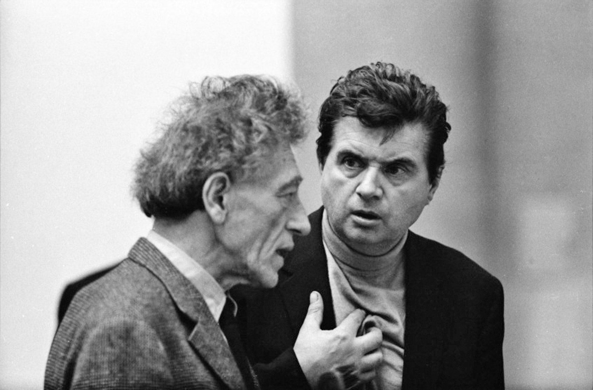 Bacon e Giacometti, un confronto inaspettato alla Fondazione Beyeler di Basilea