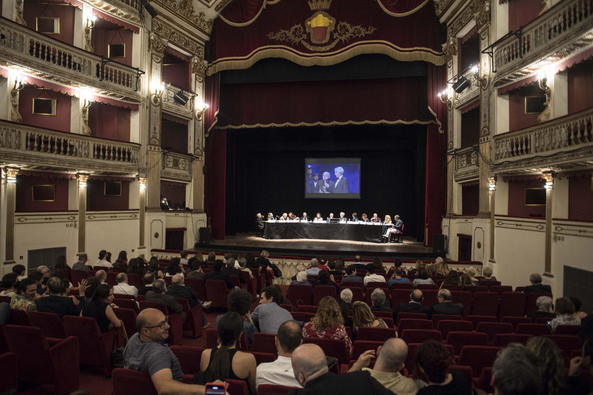 Premio Le Maschere del Teatro Italiano 2018. I finalisti del premio