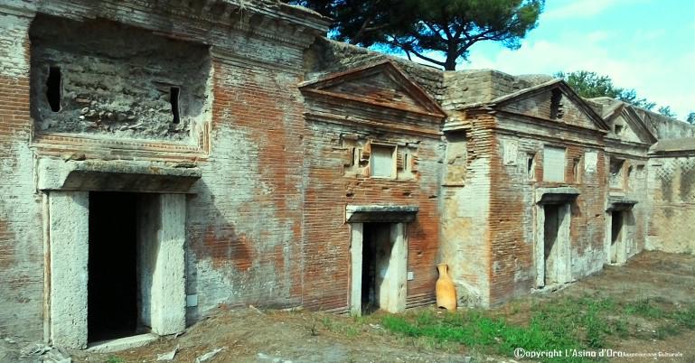 Necropoli di Porto: arte e storia dell'Antica Roma
