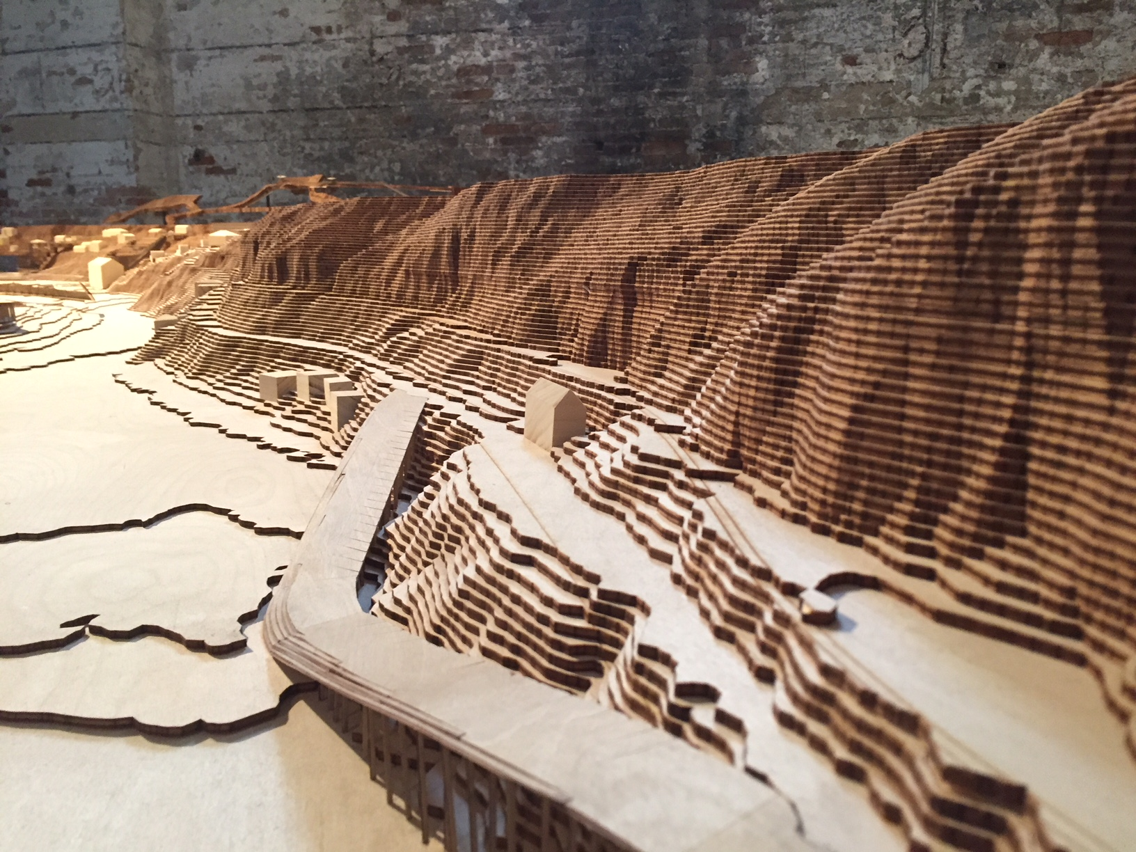 Obras Architectes, Biennale Architettura 2018, Arsenale