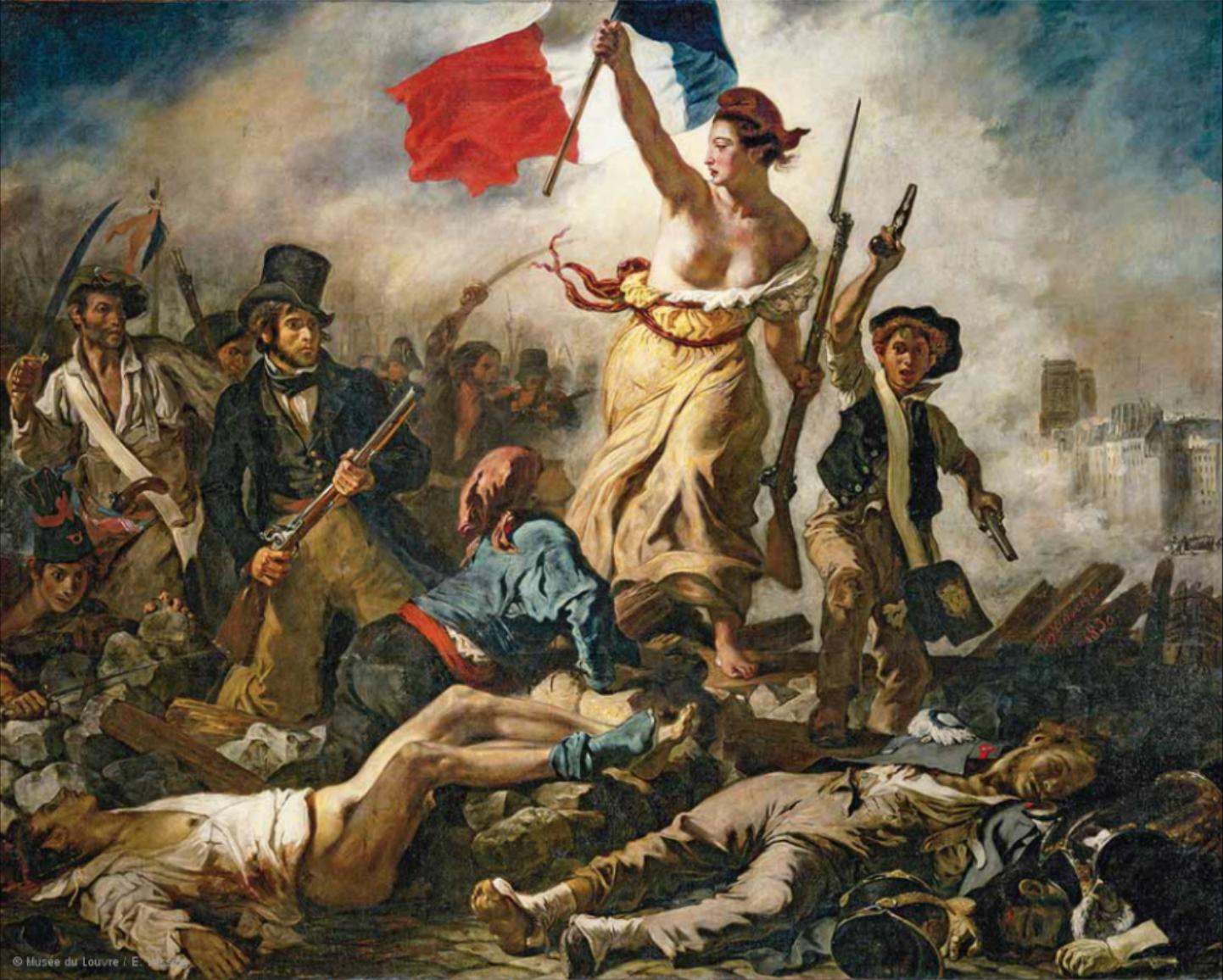 Parigi celebra Delacroix. Una retrospettiva senza precedenti al Louvre