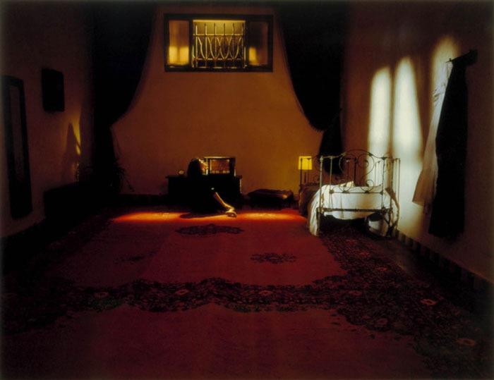 Shirin Neshat, Pulse. Courtesy dell'artista e Gladstone Gallery, New York e Bruxelles