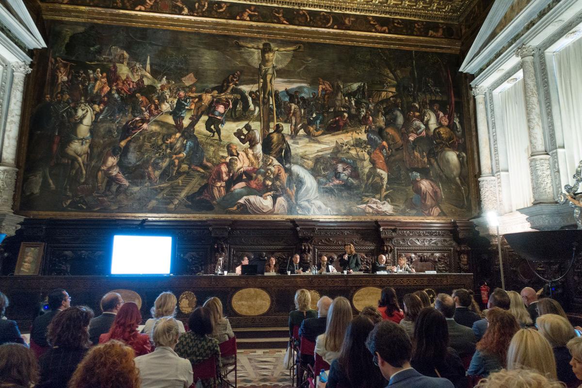 Arte e Diritto: gli operatori del mercato. Conferenza a Venezia