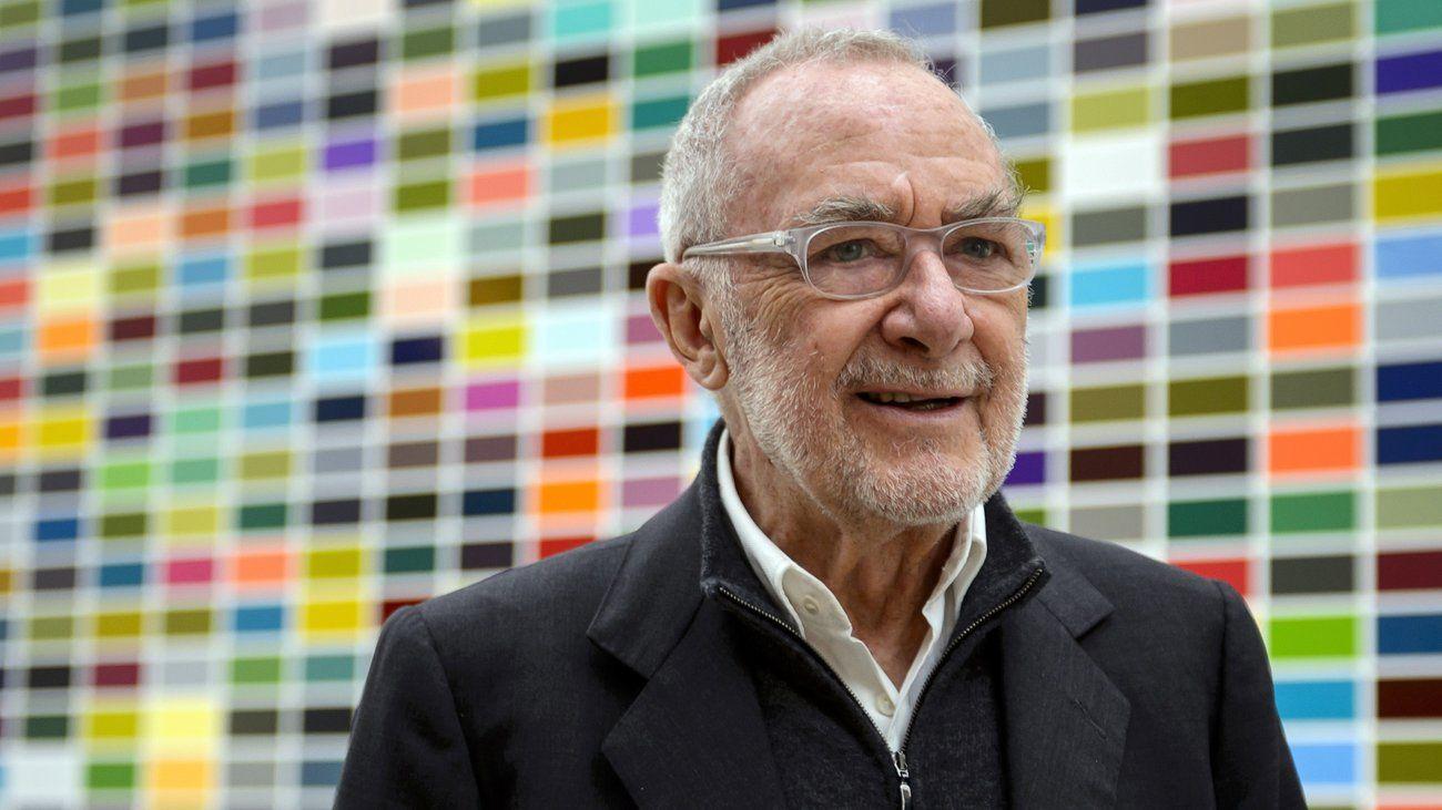 Gerhard Richter per i clochard: donerà 18 dipinti