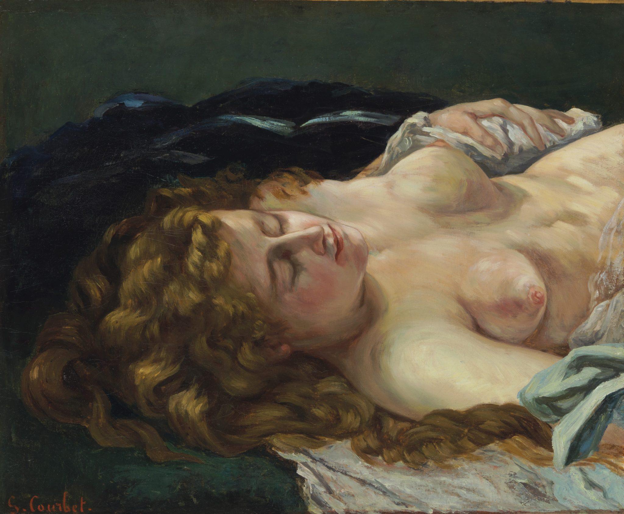 Courbet-christie's