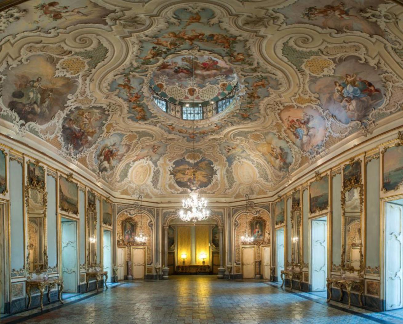 Associazione Culturale, Palazzo Biscari , Via Museo Biscari 10