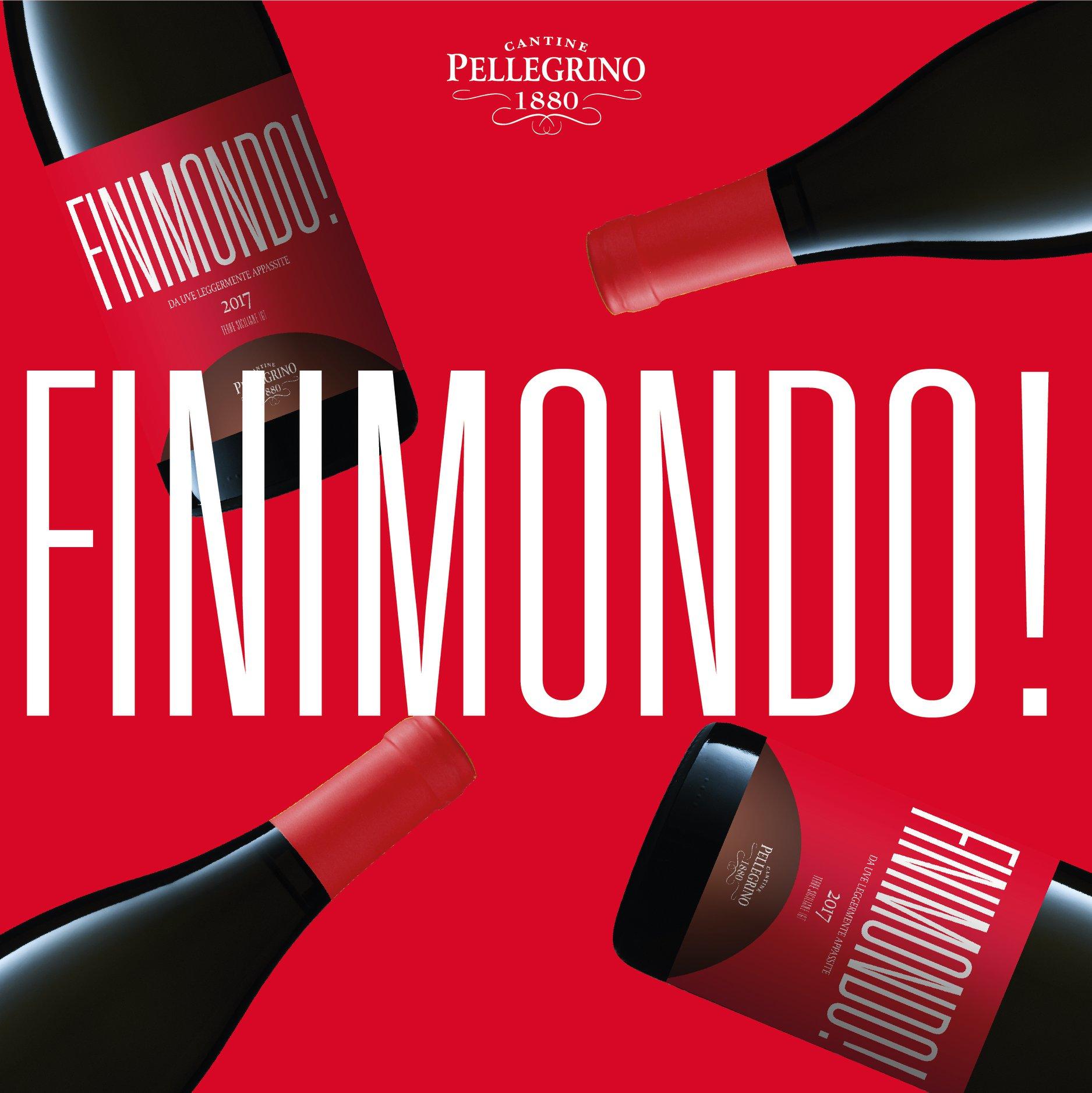 """Terre siciliane rosso IGT """"Finimondo"""""""