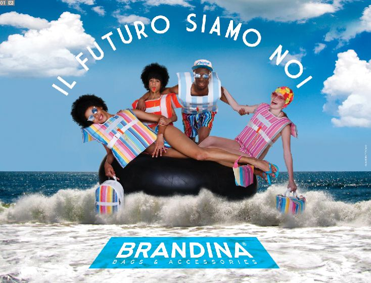 Il futuro siamo noi, Toscani per Brandina