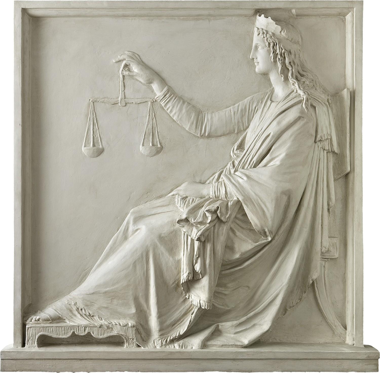 La Giustizia di Canova