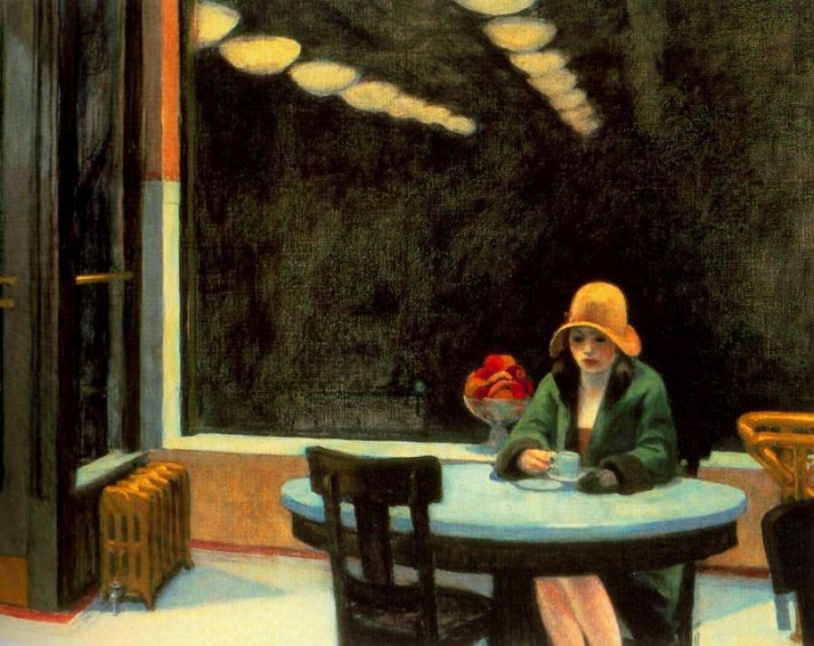 Come nei quadri di Hopper, nessuno può comprendere nessuno