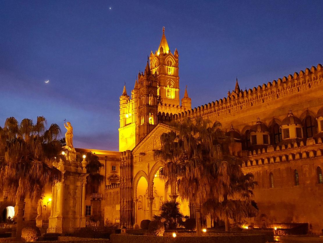 Cattedrale di Palermo (Foto Luca Zuccala)