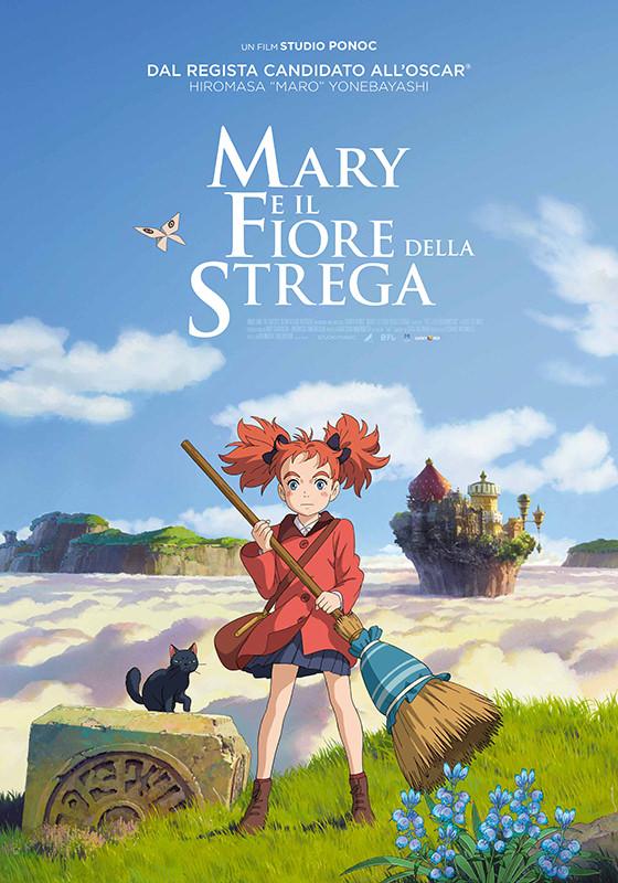 """""""Mary e il fiore della strega"""", al di là delle nuvole splende la magia"""