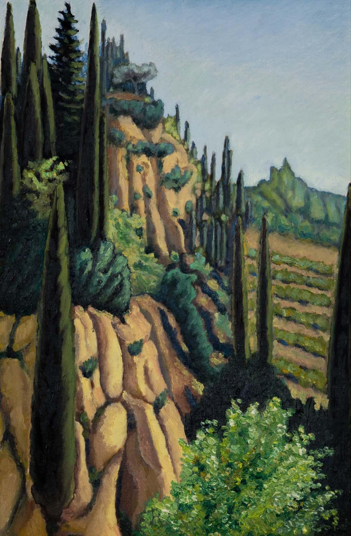 Piero Calamandrei: Le balze di San Lazzaro