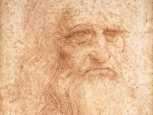 Inside Leonardo. Luca Argentero è Leonardo Da Vinci, prossimamente al cinema