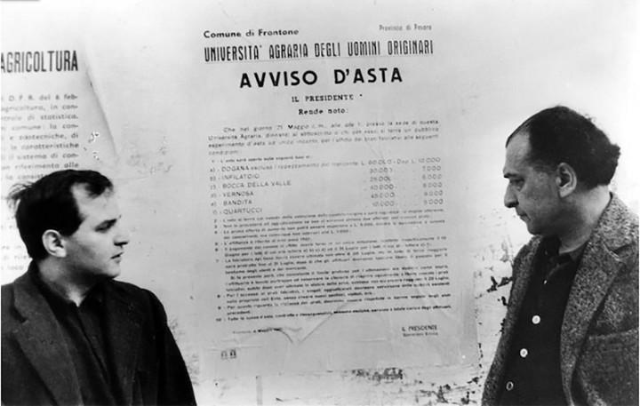 Gli Amarcord di Giancarlo Politi. Emilio Villa