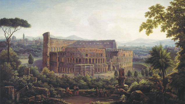 La passeggiata di Goethe. Visite guidate sul Palatino al tramonto