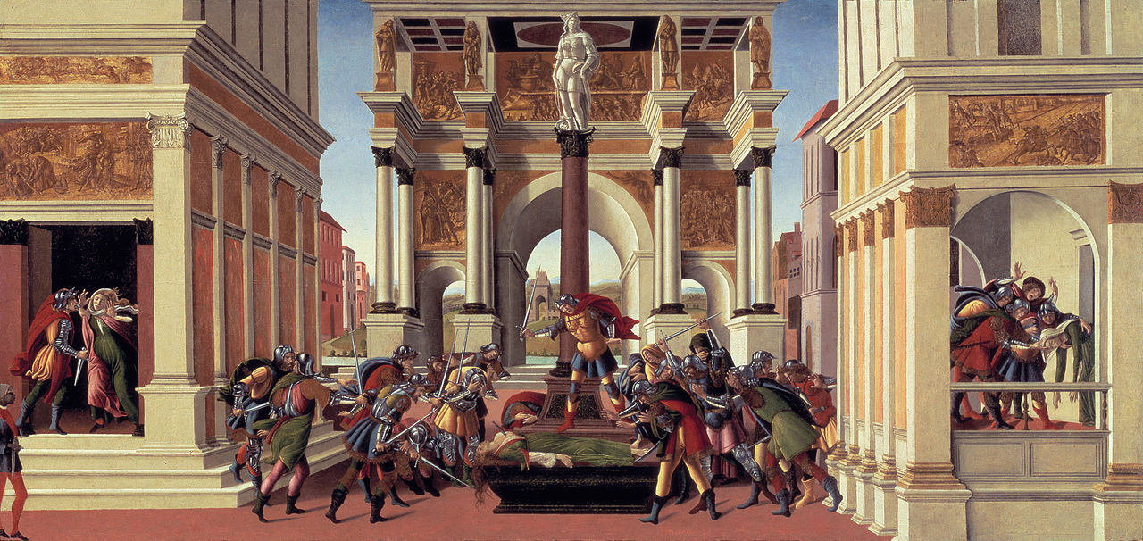 Botticelli. Storie di Lucrezia