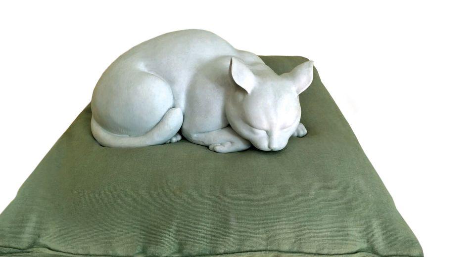 Il gatto di Monet © Martin Bailey