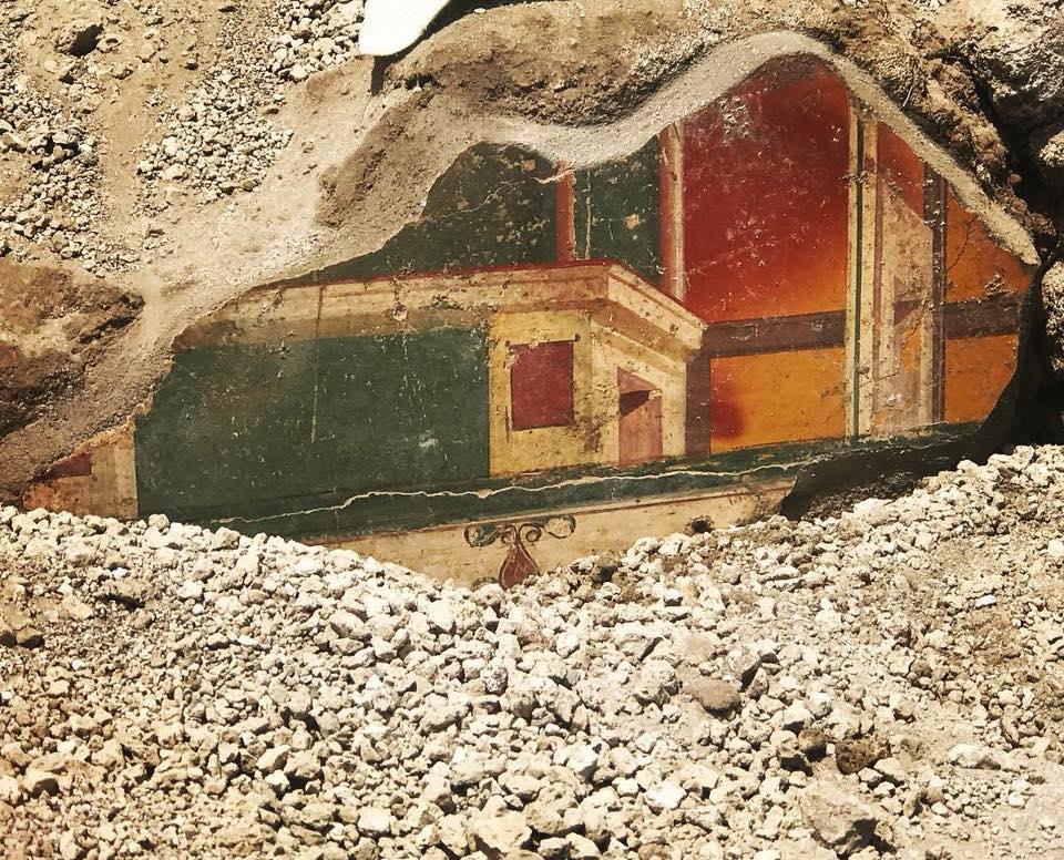pitture murarie pompei