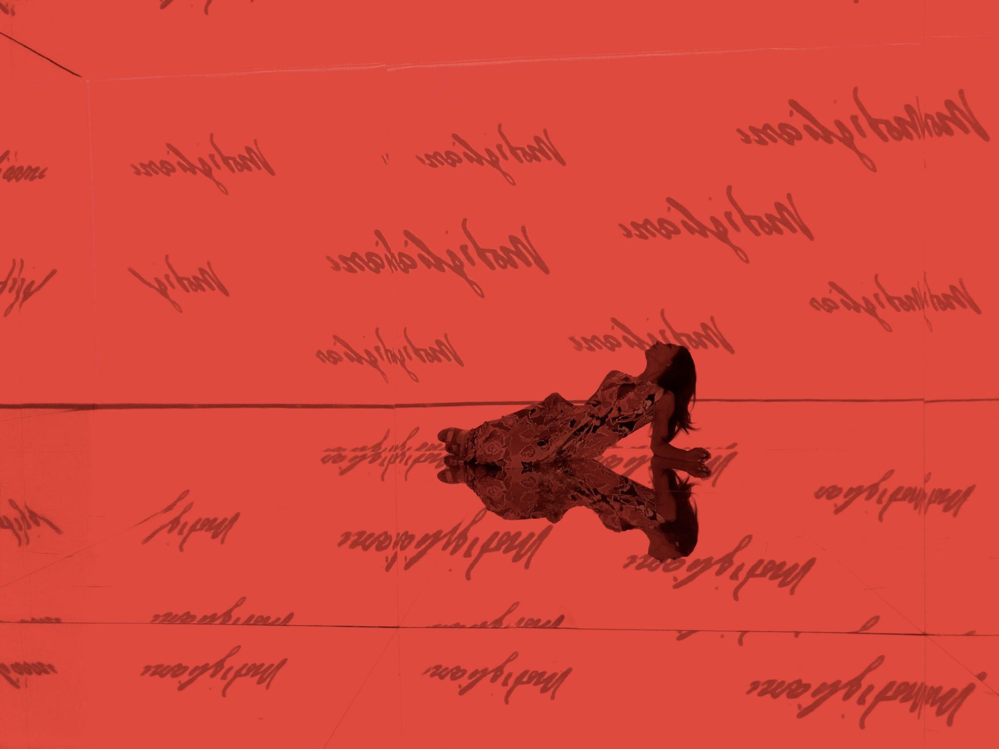 "#SELFIEADARTE ""M'arRosso"" @AmedeoModigliani #ModiglianiArtExperience @MUDEC #Milano @CleliaPatella"