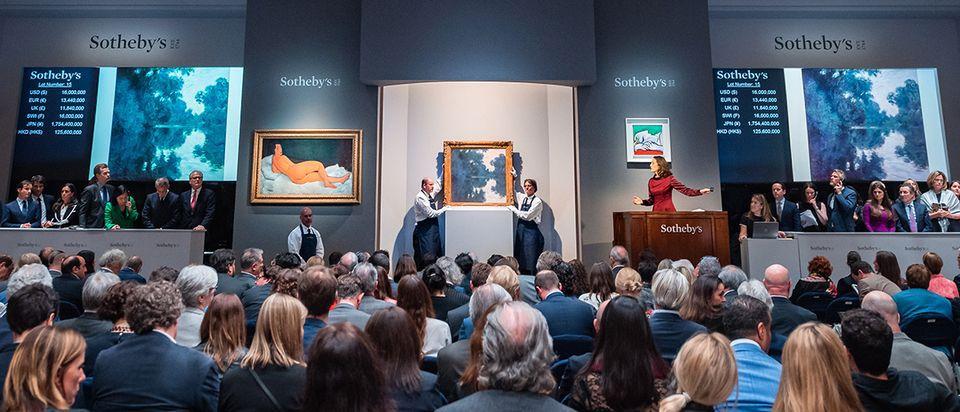 Il secondo trimestre di Sotheby's: quando le garanzie riducono i profitti