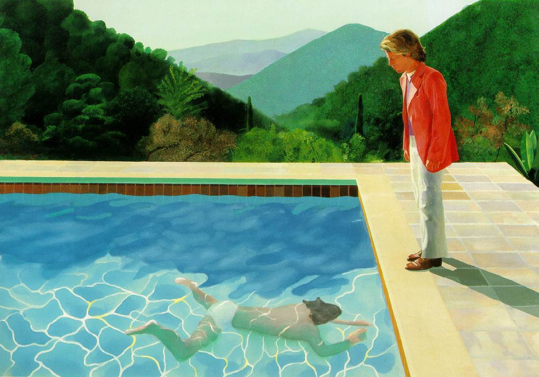David Hockney sarà l'artista vivente più costoso all'asta? La risposta in autunno