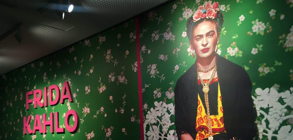 Frida Kahlo alla Hungarian National Gallery di Budapest