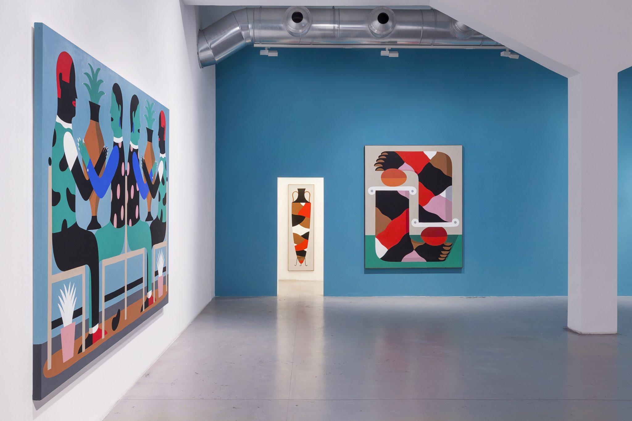 La ricerca sul colore. Le immagini di Agostino Iacurci alla M77 Gallery