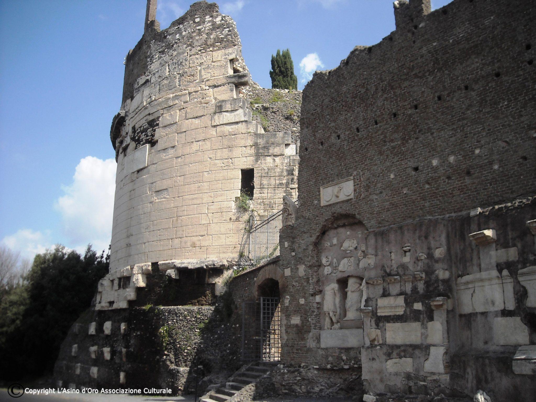 Mausoleo Cecilia Metella