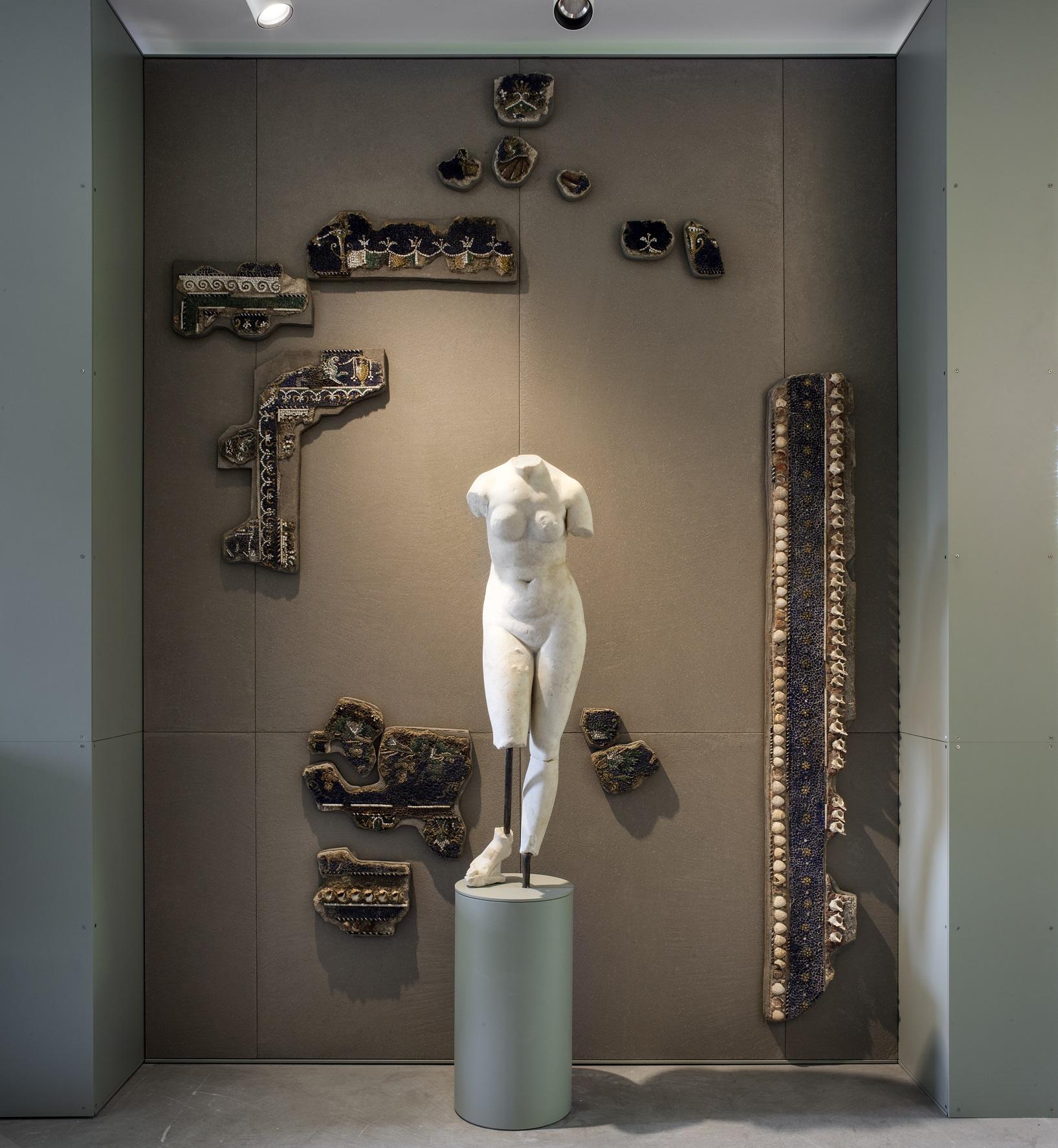 Ph. Museo Archeologico Nazionale di Aquileia (Venere pudica) © Alessandra Chemollo