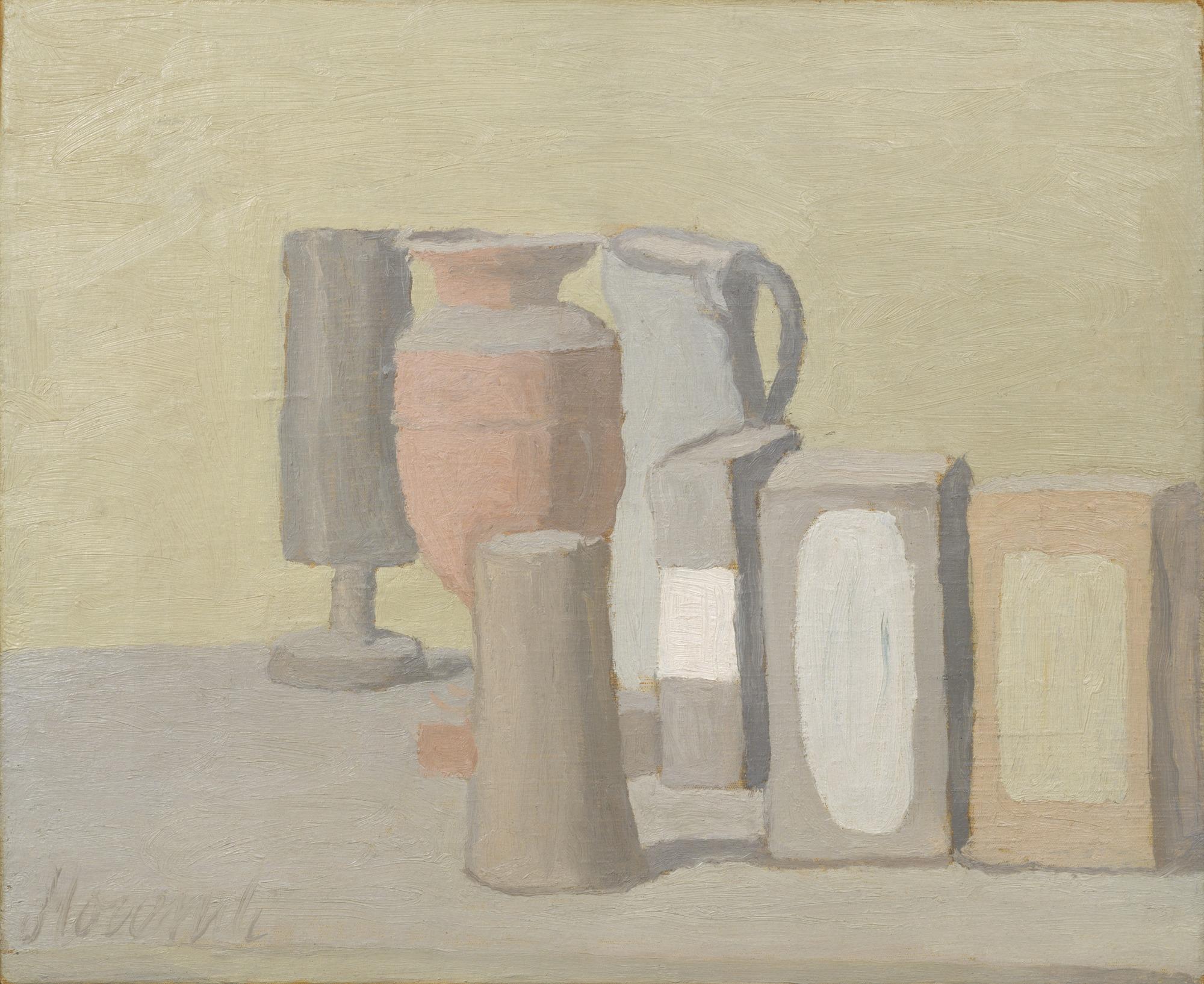 Giorgio Morandi, Natura morta, 1949