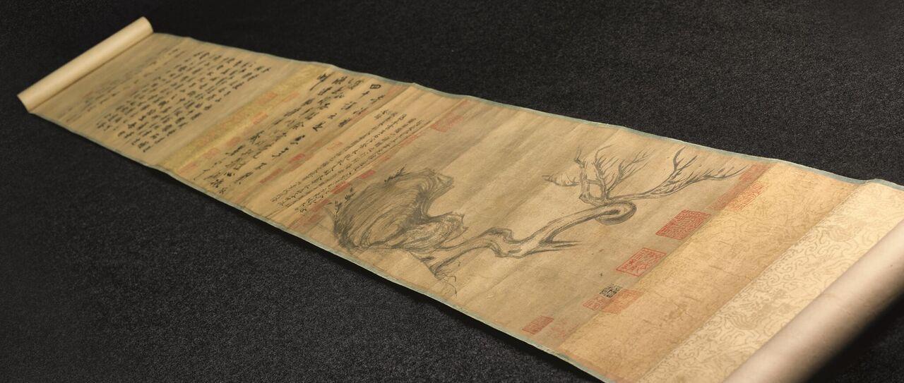 Su Shi come Leonardo. Un raro rotolo in asta a Hong Kong. Stima 70 milioni$