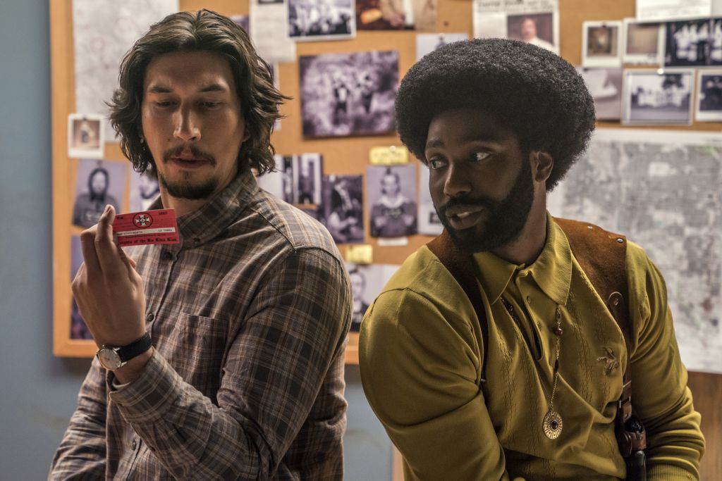 BlacKkKlansman di Spike Lee. La recensione