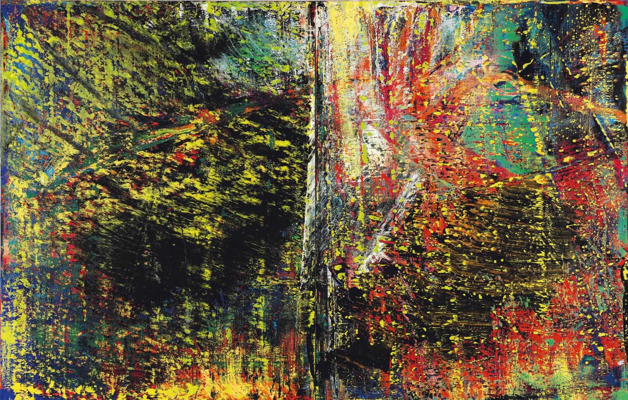 Un Richter da 30 milioni $ in asta a novembre da Sotheby's