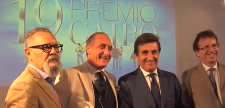 La presentazione del Premio Cairo, a Palazzo Reale di Milano