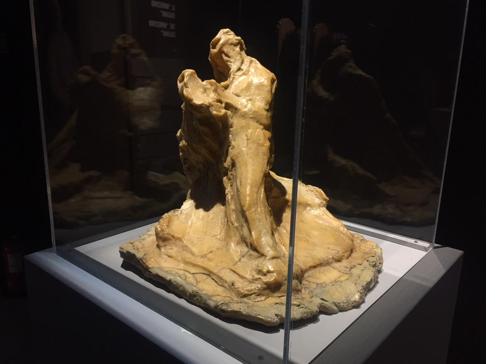 Medardo Rosso alla mostra Margherita Sarfatti, Museo del Novecento, Milano