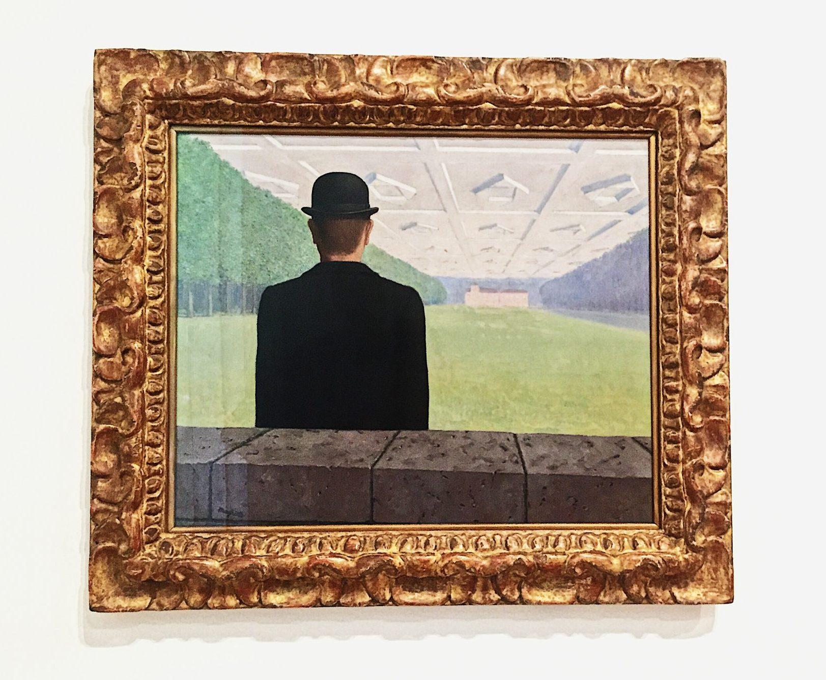 Natura e amore per la libertà dell'uomo. Magritte a Lugano. Contro gli ideali borghesi