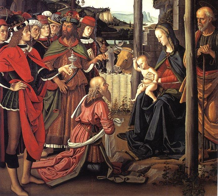 Perugino | L'Adorazione dei Magi