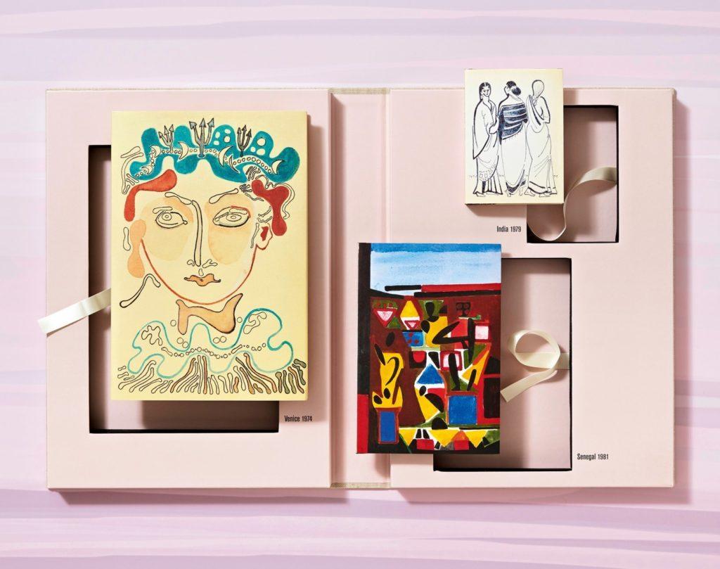 I viaggi di Françoise Gilot. In edizione limitata gli schizzi della musa di Picasso