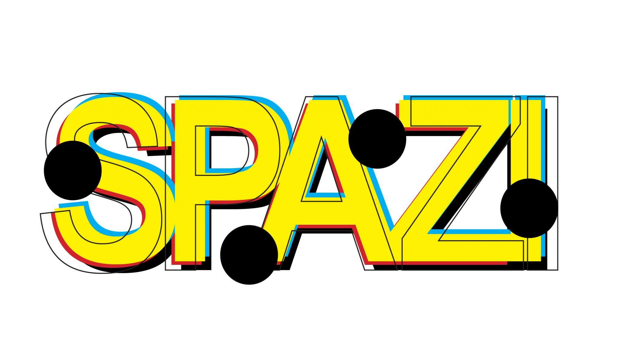Logo SPAZI 2018