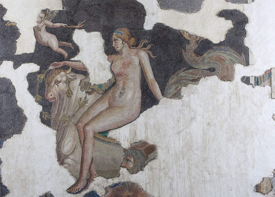 Due meravigliosi mosaici romani risplendono ad Aquileia
