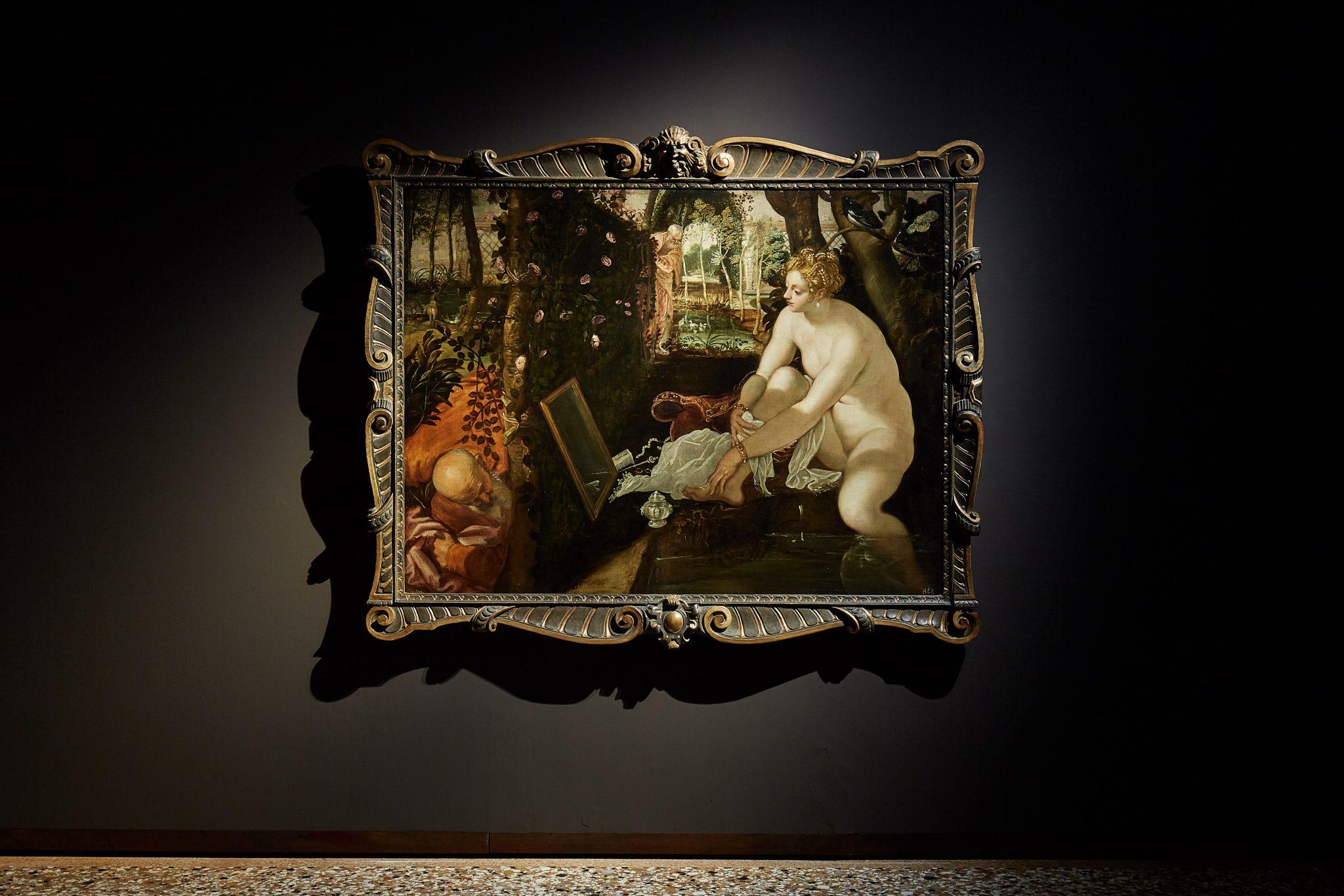 Visionario, violento, virtuoso. Tutto il genio di Tintoretto nella (doppia) magistrale mostra a Venezia. Report e immagini