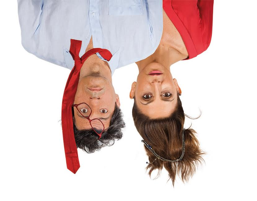 """""""A testa in giù"""": la comicità francese interpretata da un cast tutto italiano"""