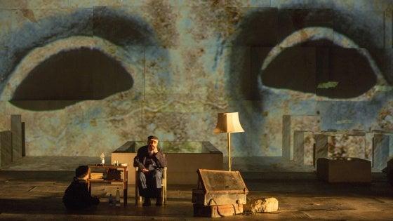 Andrea Camilleri al cinema con Conversazione su Tiresia