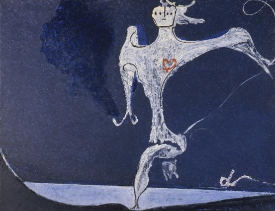 Osvaldo Licini: la pittura è poesia