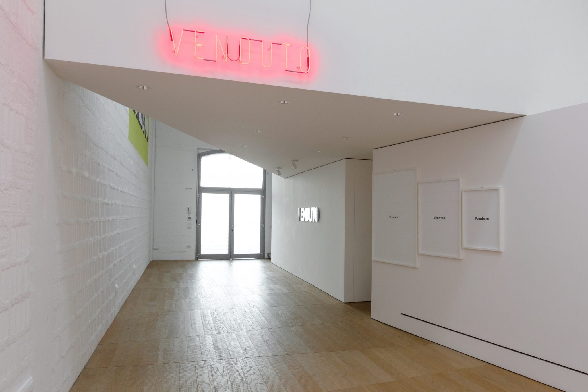 Matteo Attruia, Galleria Massimodeluca